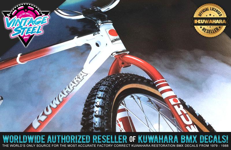 BMX Poster 12x18 Kuwahara E.T ET Regular The Extra Terrestrial 1980/'s Movie