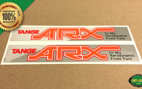 Tange ARX Fork Decal