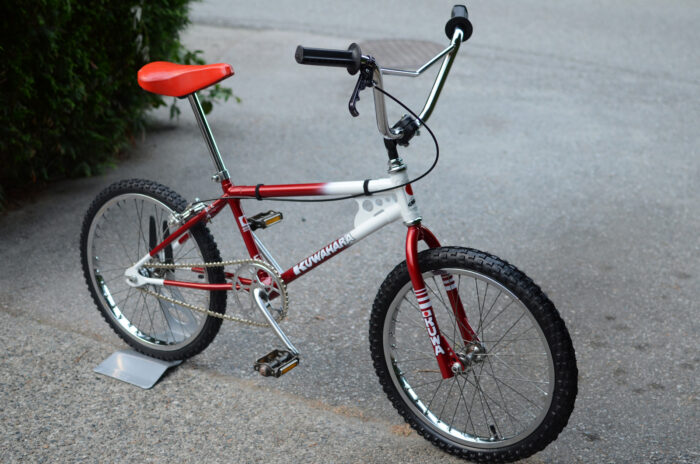 1982 Kuwahara ET Apollo Vintage Old School BMX