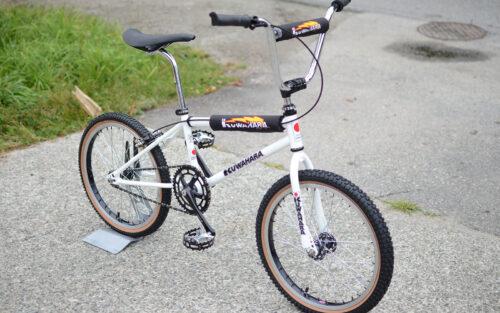1983 Kuwahara Laserlite Vintage Old School BMX