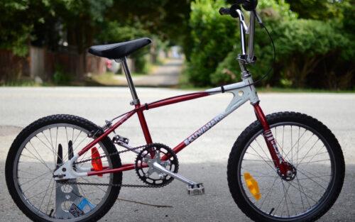 1982 Kuwahara E.T. Vintage Old School BMX