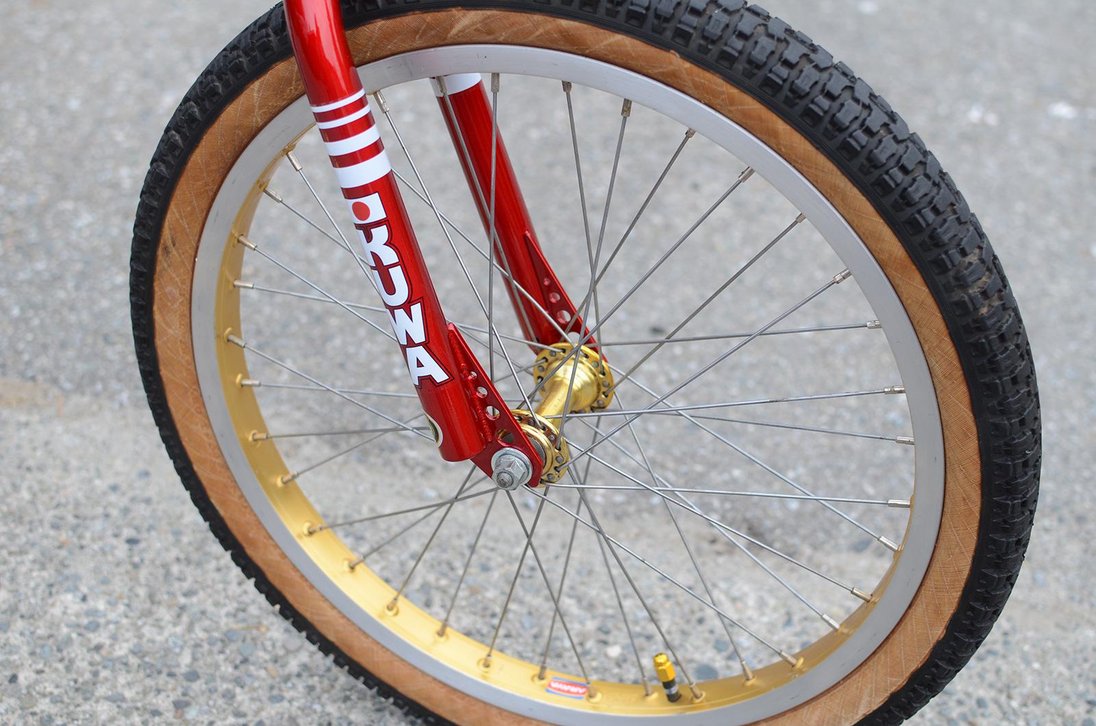 1982 Kuwahara ET Original Gold Version