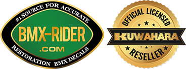 BMX Rider Logo